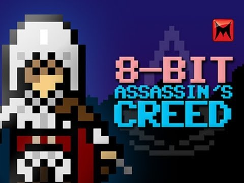 8-bit Assassin's Creed - YouTube
