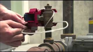How to lockout a ball valve safely