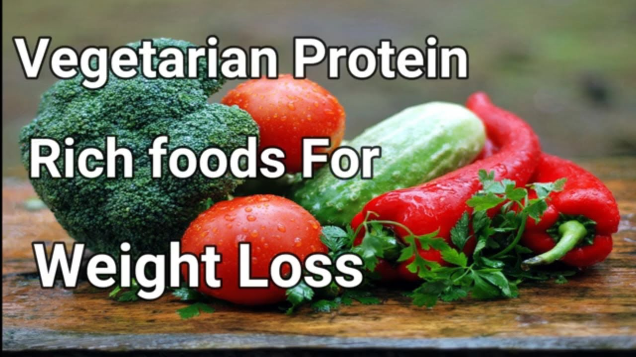 protein rich diet and weight loss
