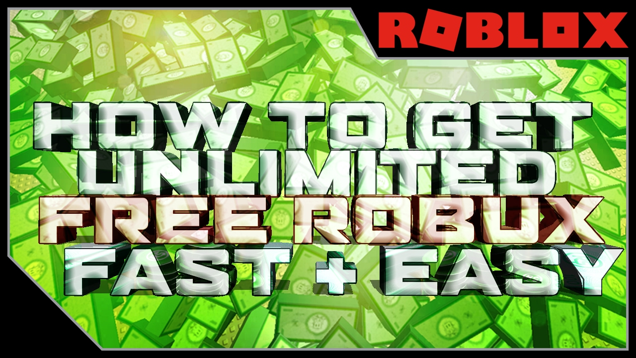 FREE ROBUX 2017 GLITCH HOW TO GET UNLIMITED FREE ROBUX IN ...