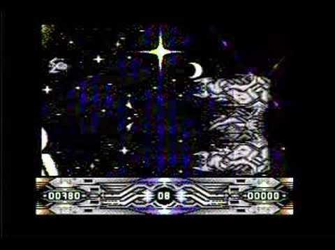 Commodore 64 SuperCPU - Metal Dust gameplay
