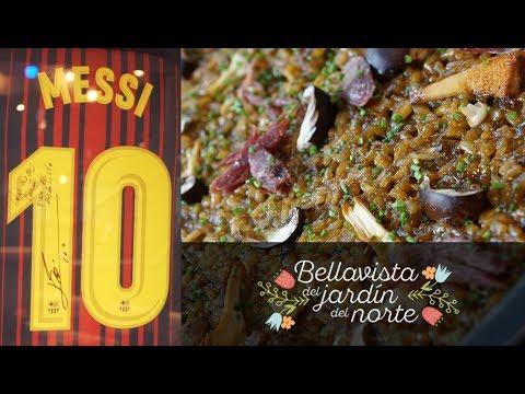 ¡CERRADO! El Restaurante de Messi, Bellavista del Jardín del Norte en Barcelona
