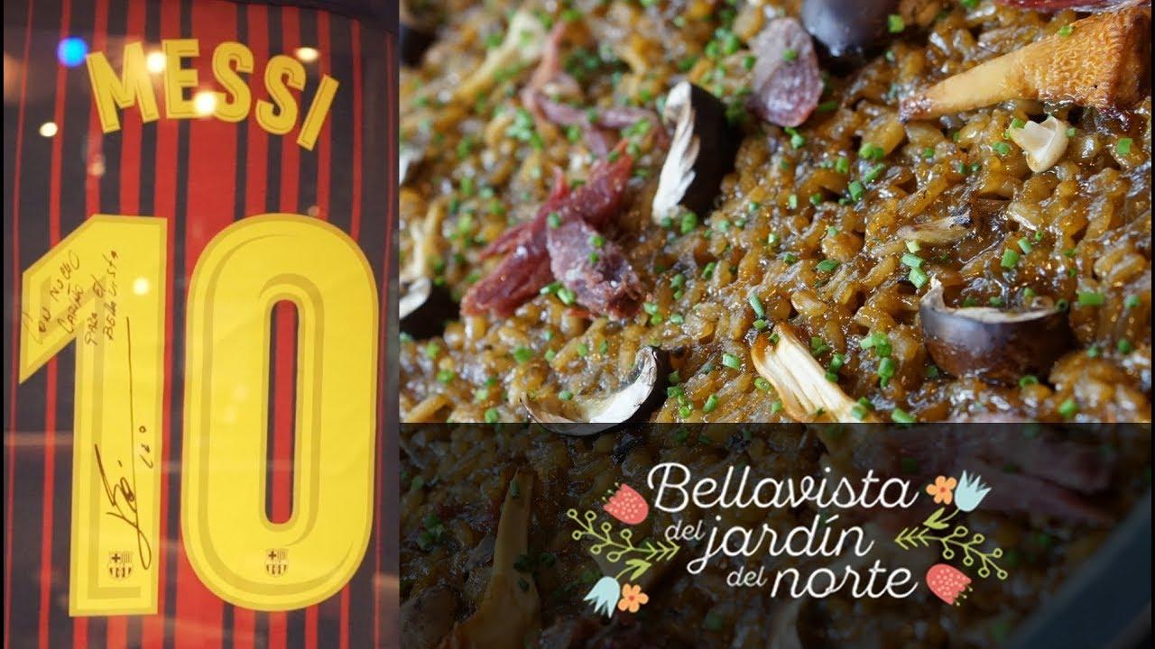 Cerrado El Restaurante De Messi Bellavista Del Jardin Del Norte En