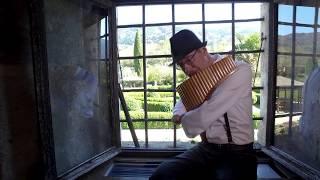 Michel Tirabosco - El Inverno (Vivaldi) Flute de pan