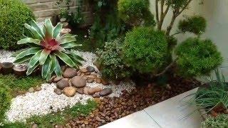 Ideias de Jardim em Pequeno Espaço na sua Residência