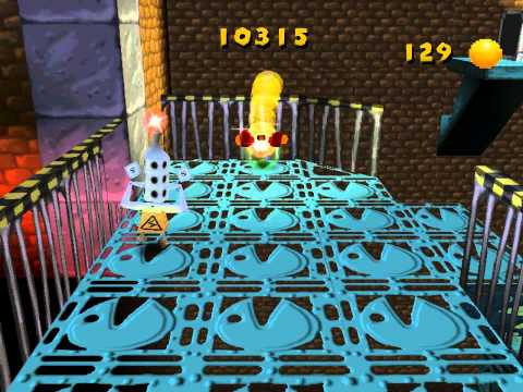 Pac-Man World (Sony Playstation) Playthrough