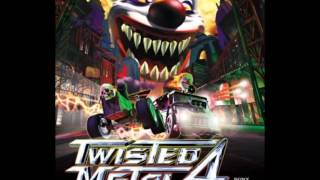 Twisted Metal 4 Full Game Soundtrack