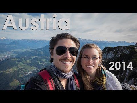 Austria Vacation: Vienna, Salzburg & Innsbruck!