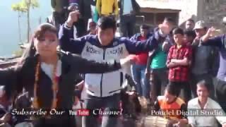 केटाहरुलाई च्यालेन्ज गर्दै नाच्ने ठिटी || Super Dance at Panche Baja