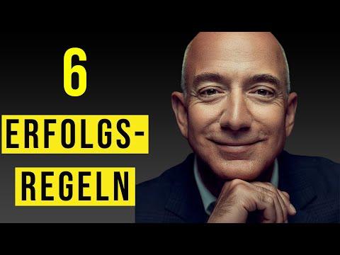8 Erfolgsgeheimnisse von Amazon Gründer Jeff Bezos |Motivation Deutsch