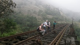 Funicular de Paranapiacaba até Cubatão 14-09-2014