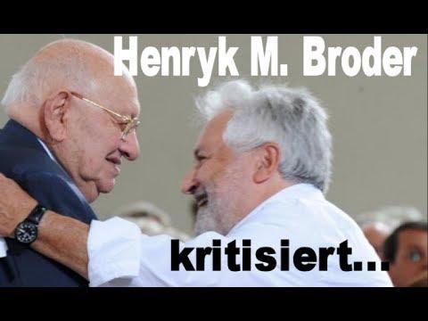 Broder kritisiert...