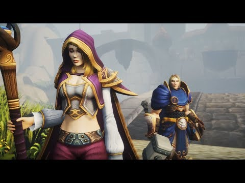 The Culling Of Stratholme - Cinematic Remake (WoW Machinima)