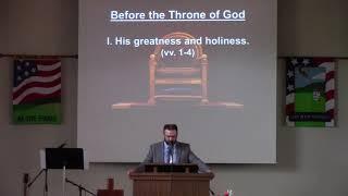 July 11, 2021 Sermon from Calvary Bible Church