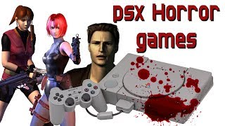 Top Ps1 Horror Games