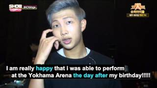[ENG] 151003 Show Champion Backstage BTS