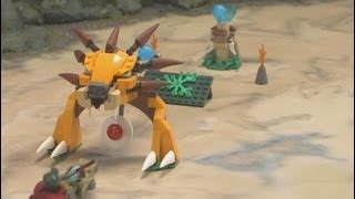 lEGO Chima Ultimate Speedor Tournament 70115 set review!