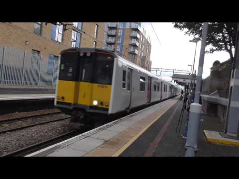New London Overground Services - 31/05/15