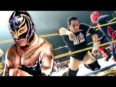 Rey Mysterio Kills Perro Aguayo: 5 Facts You Should Know