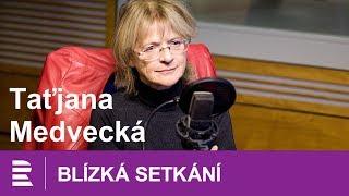 Taťjana Medvecká: Jsem Vltavou křtěná a jsem na to pyšná