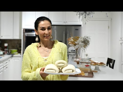 Слоеное Тесто - Простое и Низкокалорийное - Puff Pastry Dough - Рецепт от Эгине - Heghineh