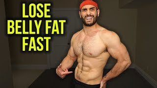 DESTROY Stubborn Belly Fat With This 7 Minute Home Workout