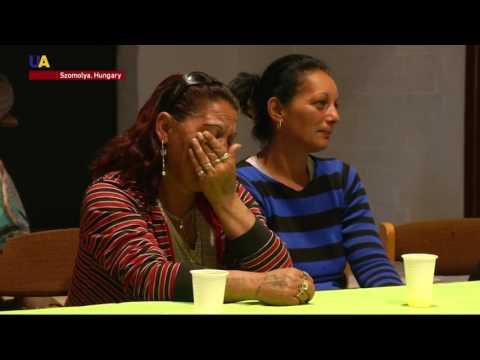 Psycho-Drama Theater Allows Romani Women to Work Through Trauma