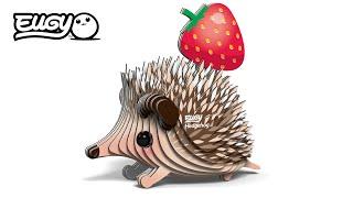 How to build: 026 Hedgehog EUGY