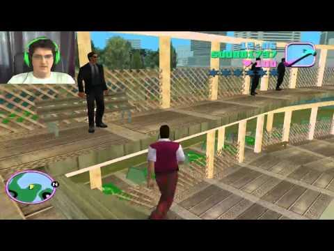 GTA Vice City Oynuyorum #1 (Başlangıç)