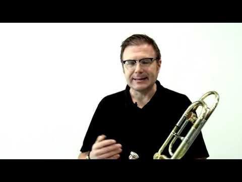 CMEA Regional Audition Tutorial- Topher Logan- Trombone