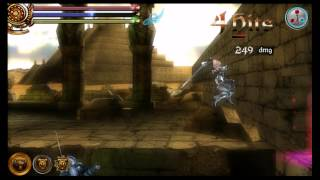 Aeterno Blade PS Vita | PlayStation TV Video Review
