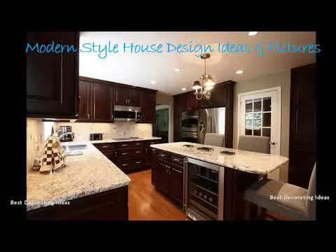 Dark Kitchen Cabinets Design Pictures Of Home Decorating Ideas With Kitchen Designs Paint Youtube