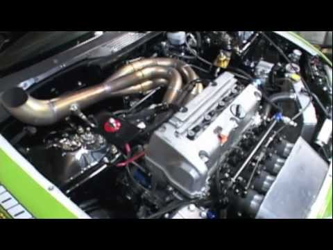 Nyce1s - The World's First Ever 9 Second All Motor Street Honda Civic