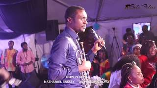 """NATHANIEL BASSEY PERFORMS """"OLOWOGBOGBORO"""" LIVE IN PROVIDENCE, RI"""