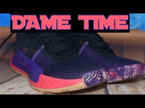 be54f4563d56 Adidas Dame 5 – Erster Eindruck. Dieses Video auf YouTube ansehen
