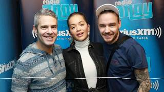 Rita Ora & Liam Payne talk Jay-Z and their overbearing fans