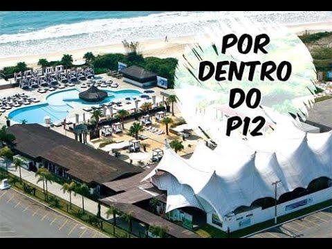 POR DENTRO DO P12 Parador Internacional - JURERÊ - Florianópolis
