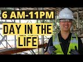 Day in the Life of a Construction Project Engineer