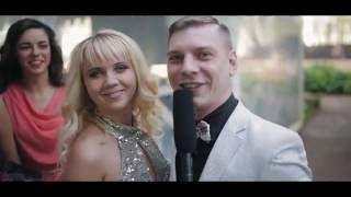 Ведущий Андрей Колесниченко. Интервью с гостями на свадьбе(велком)