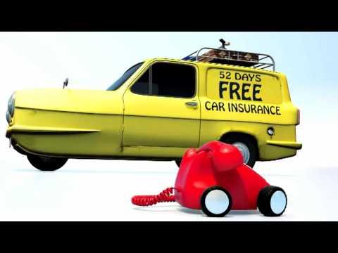 Direct Line Car Insurance 25th Birthday 2010