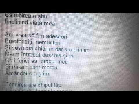 Andreea Banica -De ar fi sa vii & Fericirea are chipul tau (rEvoluția muzicii ușoare românești)