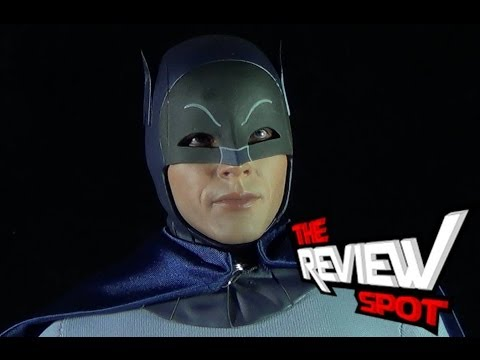 Collectible Spot - Hot Toys Batman (1960s TV Series) Batman Sixth Scale Figure