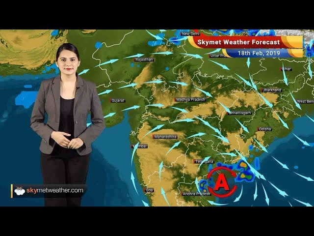 Weather Forecast Feb 18: Rain, snow in Himachal Pradesh and Uttarakhand likely | Skymet Weather