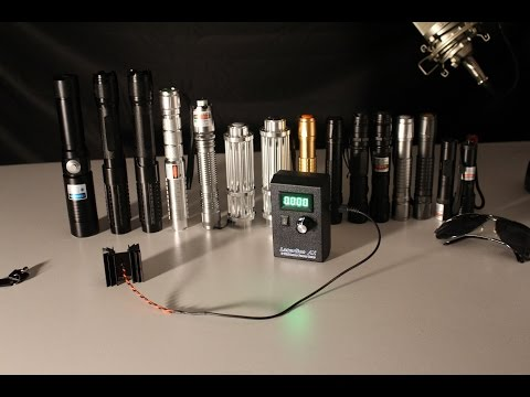 Best laser for the money, Ebay laser tested on laser power meter