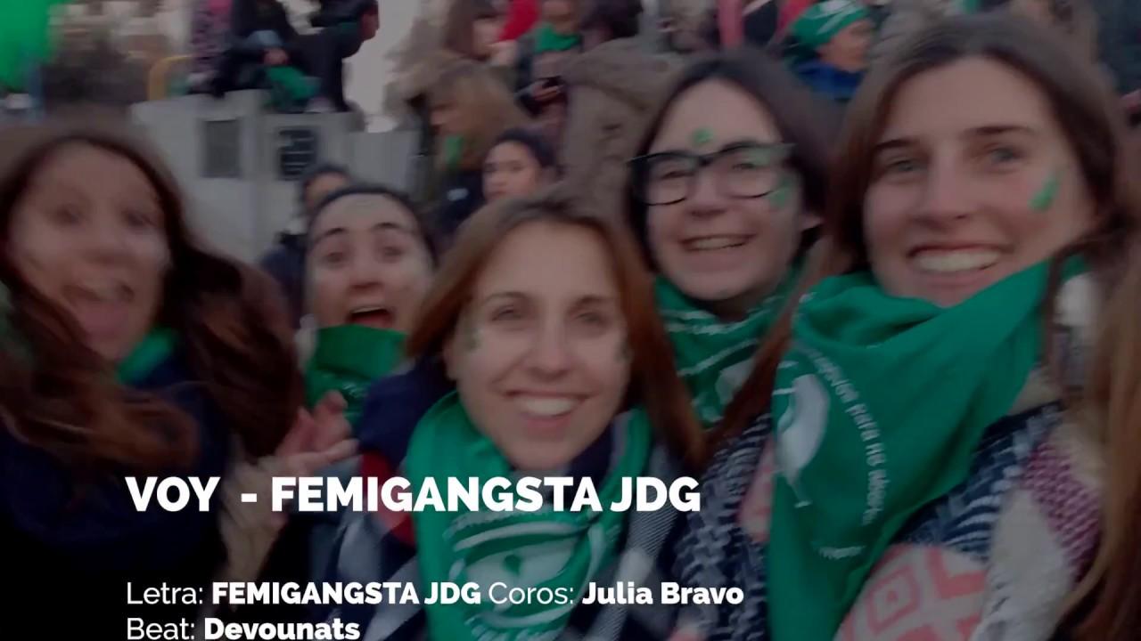 Download Femigangsta - VOY feat. Ofelia Fernández (Video Oficial)