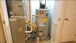 New State Select Power Direct Vent Water Heater (Not Power Vent, Not Direct Vent)