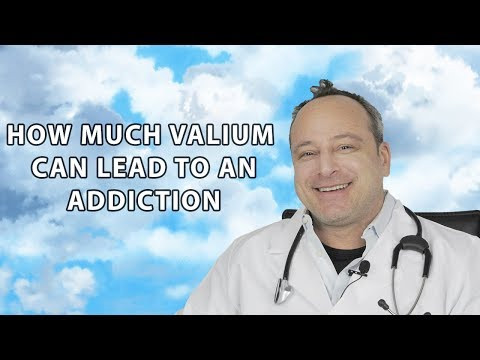 How Much Valium Can Lead To An Addiction - 24/7 Helpline Call 1(800) 615-1067