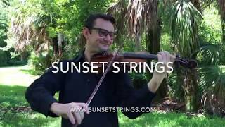 Sunset Strings - Wagner Bridal Chorus (Here Comes the Bride)