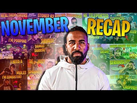 I'm A Variety Streamer!! | November Recap