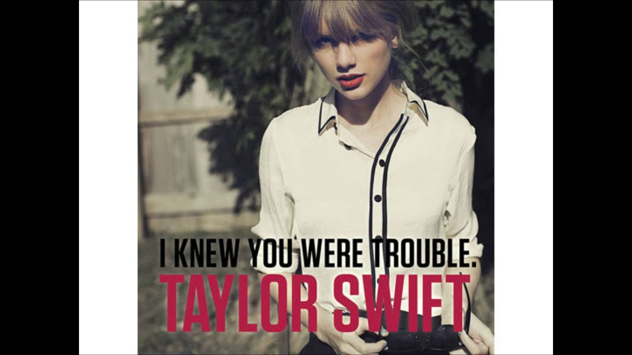 Taylor swift i knew you were trouble karaoke with backing vocals taylor swift i knew you were trouble karaoke with backing vocals youtube hexwebz Images